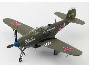 Hobby Master Soviet Air Force Bell P-39N - 1/72 scale