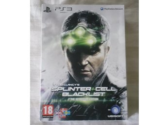 PlayStation 3/PS3: Splinter Cell: Blacklist Ultimatum Edition