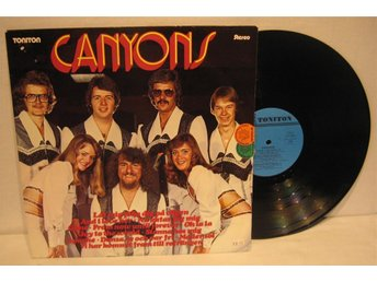 CANNYONS --- / CANYONS / --- 1976 --- LP