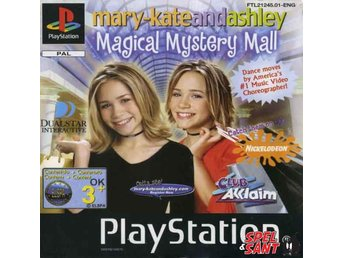 Mary-Kateandashley Magical Mystery Mall