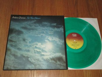 PETER GREEN LP IN THE SKIES (GRÖN VINYL)!