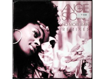 ANGIE STONE - NO MORE PAIN REMIXES CD-SINGEL/MAXI PROMO