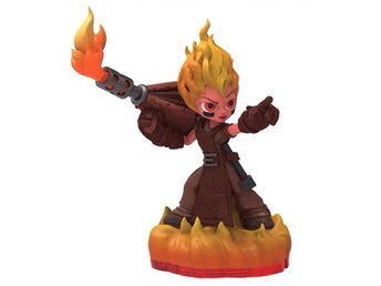 Skylanders Wii PS3 PS4 Figurer TRAP TEAM -  TORCH