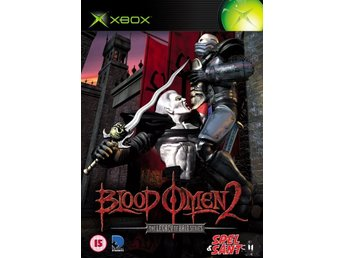 Blood Omen 2 The Legacy of Kain Series (Utan Manual)