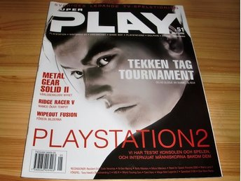 Spelmagasin: Super Play nr 51