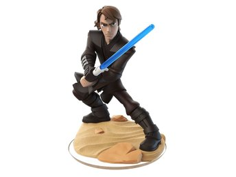 Disney Infinity PS4 PS3 Xbox 360 Star wars Anakin Skywalker ej fp