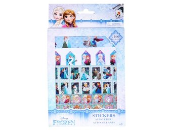 100st Disney Frost Frozen Stickers Set Klistermärken