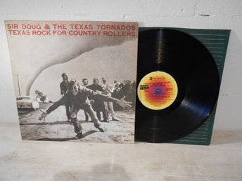 Sir Doug & The Texas Tornados - Texas Rock For Country...US Orig-76 TOPPEX !!!!!