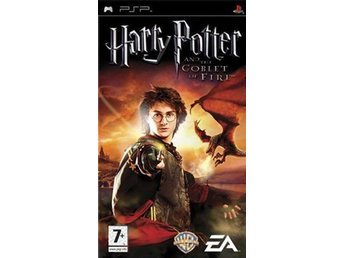Harry Potter and The Goblet of Fire - Playstation PSP