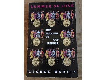 Beatles - Summer of Love, The making of Sgt Pepper - George Martin - Rare!