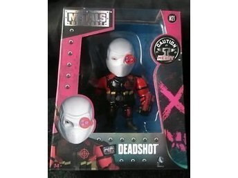 Deadshot METALS figur suicide squad ny/oöppnad