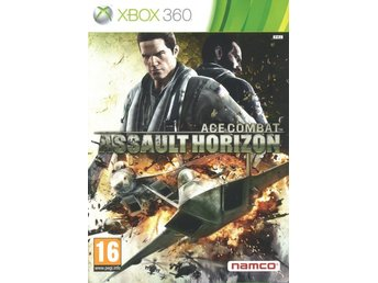 Ace Combat: Assault Horizon (Beg)