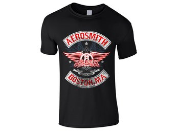 Aerosmith - Boston Pride  Barn T-Shirt