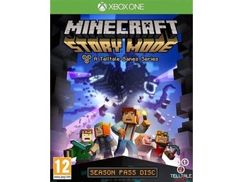 Minecraft: Story Mode Ep 1-5 - Xbox One