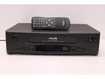 PHILIPS VR101 VHS RECORDER