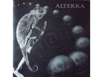 ALTERRA Alterra (Get Happy - Germany original) LP Psych