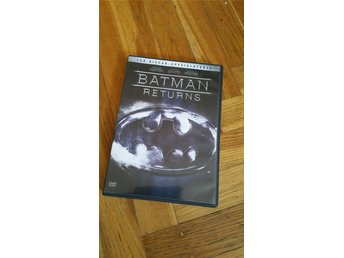 BATMAN RETURNS - Special edition (2-disc), MKT BRA SKICK! *RARE*