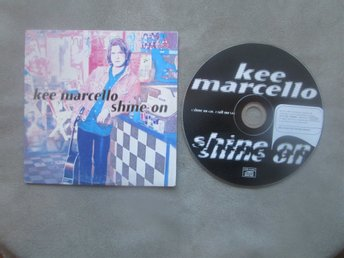 Marcello Kee (Europe): Shine on UTGÅNGEN CD SINGEL 1995