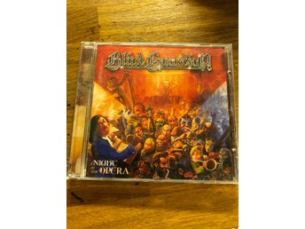 "Blind Guardian ""A Night at the opera"" CD, Helloween, Primal Fear"