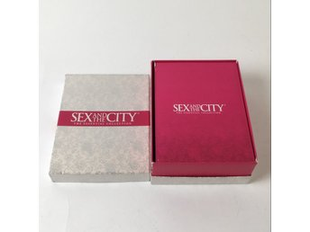 DVD-Box, Sex and the City