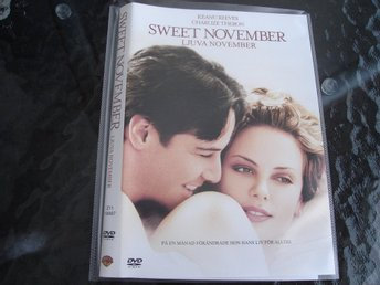 DVD-SWEET NOVEMBER (Ljuva November) *Keanu Reeves, Charlize Theron*