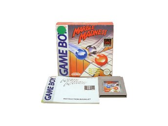 Marble Madness (SCN / Game Boy Komplett )
