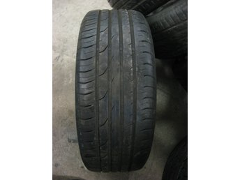 1st Beg Continental Premium Contact 2  205/55R16 .