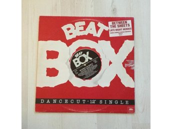"BETWEEN THE SHEETS - LATE NIGHT HEROES, BEAT BOX (12"" MAXI SINGEL)"