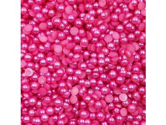 2000 st Pärlor Halvrunda 3mm för Smyckestillverkning / Dekoration - DIY / Pyssel - Nasugbu - 2000 st Pärlor Halvrunda 3mm för Smyckestillverkning / Dekoration - DIY / Pyssel - Nasugbu