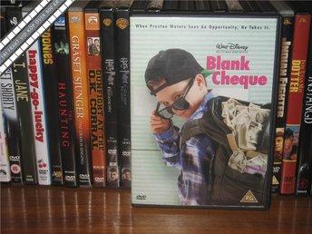 """BLANK CHEQUE (""""Stora Pengar"""") - Brian Bonsall *UTGÅNGEN DVD* - Svensk text - åmål - BLANK CHEQUE (""""Stora Pengar"""") - Brian Bonsall *UTGÅNGEN DVD* - Svensk text - åmål"""