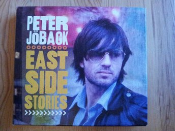 PETER JÖBACK - EAST SIDE STORIES (SIGNERAD LIM. EDITION 2CD)