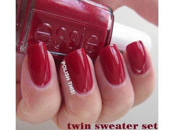 ESSIE Professional Application 'Twin Sweather' nagellack - Stockholm - ESSIE Professional Application 'Twin Sweather' nagellack - Stockholm