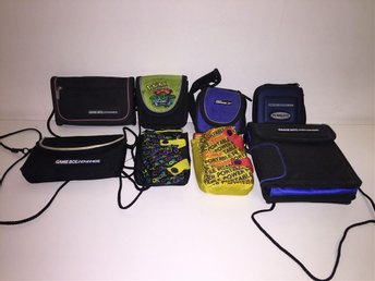 Gameboy Advance o Gameboy Color väskor  - Svensksålt