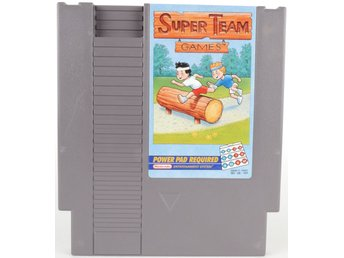 Super Team Games - Nintendo NES - NTSC (USA)