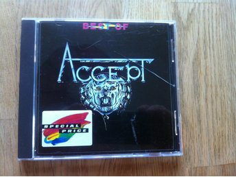Accept - Best of (CD)