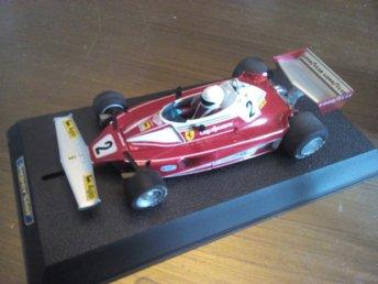 Superslot /Scalextric H2799 Ferrari 312 T2 - Gnesta - Superslot /Scalextric H2799 Ferrari 312 T2 - Gnesta