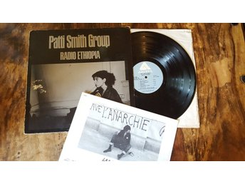 Patti Smith  Group / Radio Ethiopia / LP 1976 / Gott Skick