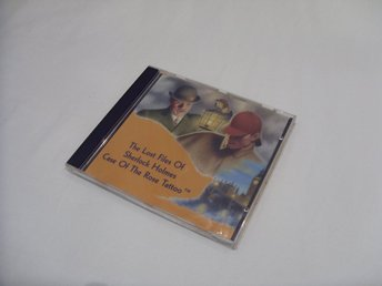 The Lost Files of Sherlock Holmes Case of the Rose Tattoo PC CD ROM Windows 95