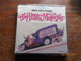 RANDY SPARKS - THE BACK PORCH MAJORITY - REEL TO REEL Epic USA 60-tal
