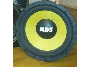 MDS Audiophile 1590 Power 15""