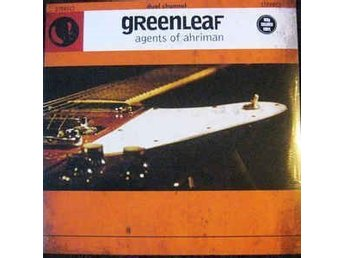 Greenleaf- Agents of ahriman COLORED VINYL LP