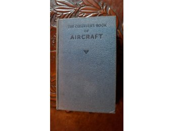 THE OBSERVER'S BOOK OF AIRCRAFT  WILLIAM GREEN & GERALD POLLINGER