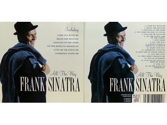Frank Sinatra, All the way (CD)