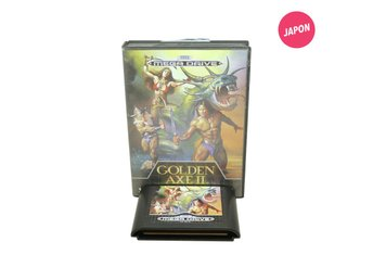 Golden Axe II (EUR / MD)