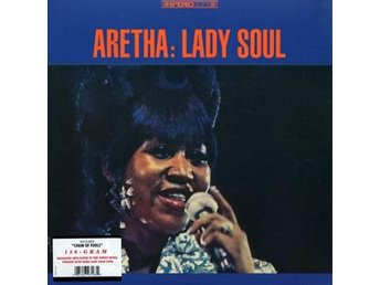 Franklin Aretha: Lady Soul (Vinyl LP)