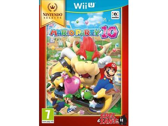 Mario Party 10 Nintendo Selects