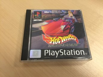 Hot Wheels Turbo Racing till PS1