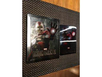 Iron Man 2 - Steelbook - Blu-ray Lenticular Edition