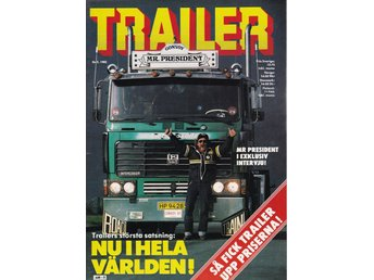 Trailer 1982-3 Road Train Australien..Kenworth..F 12