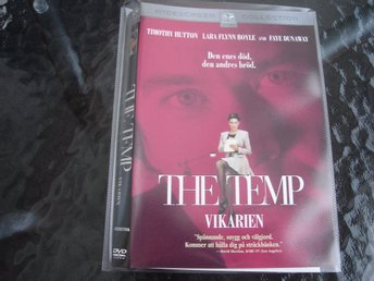 DVD-THE TEMP vikarien *Lara Flynn Boyle, Timothy Hutton, Faye Dunaway*